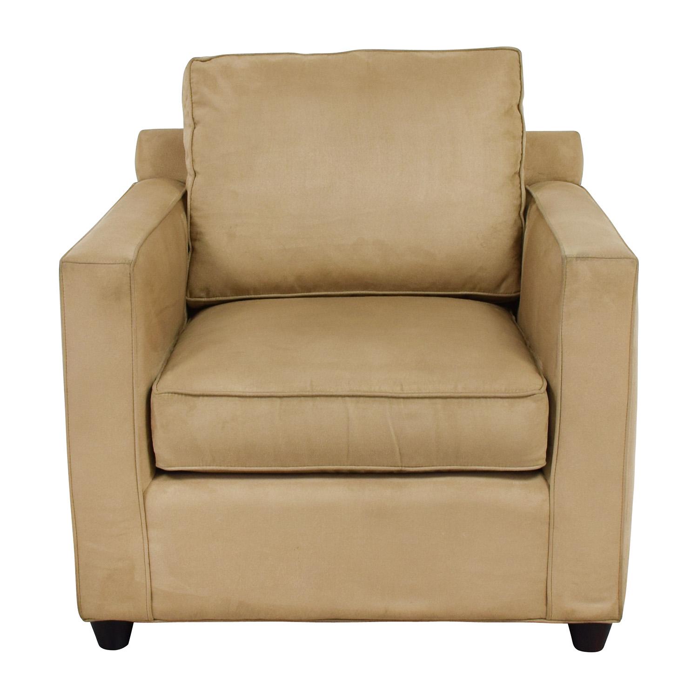 Astounding 87 Off Crate Barrel Crate Barrel Davis Chair Chairs Inzonedesignstudio Interior Chair Design Inzonedesignstudiocom