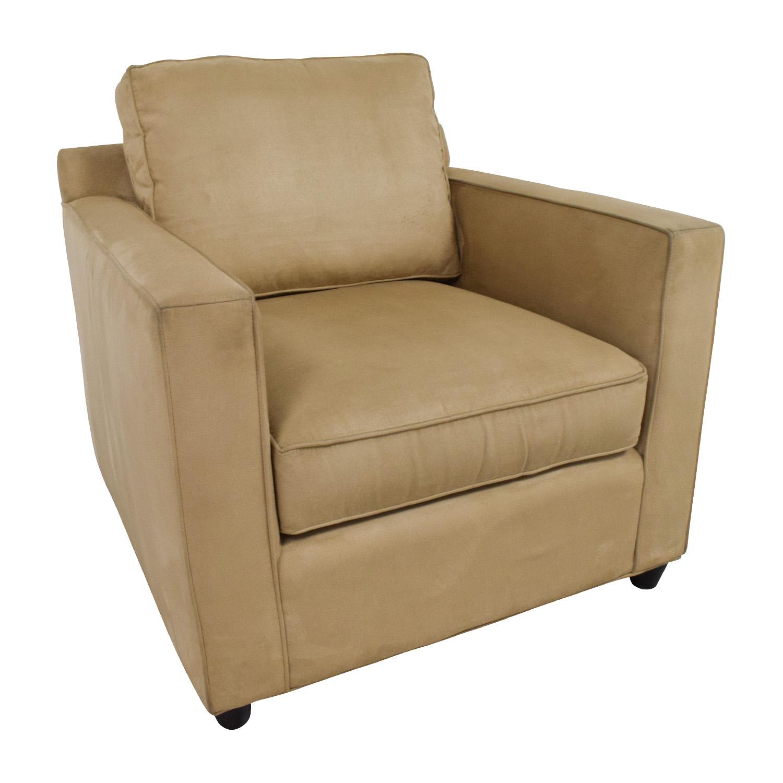 Stupendous 87 Off Crate Barrel Crate Barrel Davis Chair Chairs Ibusinesslaw Wood Chair Design Ideas Ibusinesslaworg