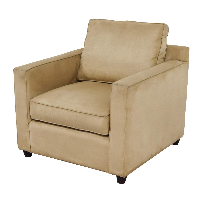Wondrous 87 Off Crate Barrel Crate Barrel Davis Chair Chairs Ibusinesslaw Wood Chair Design Ideas Ibusinesslaworg