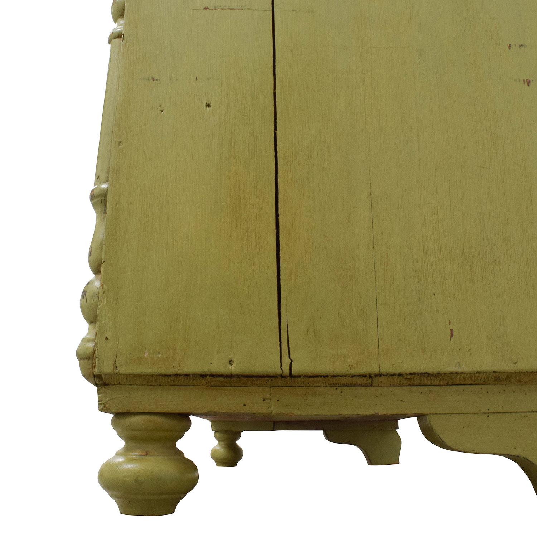 shop Antique Sage Green Three-Drawer Dresser online