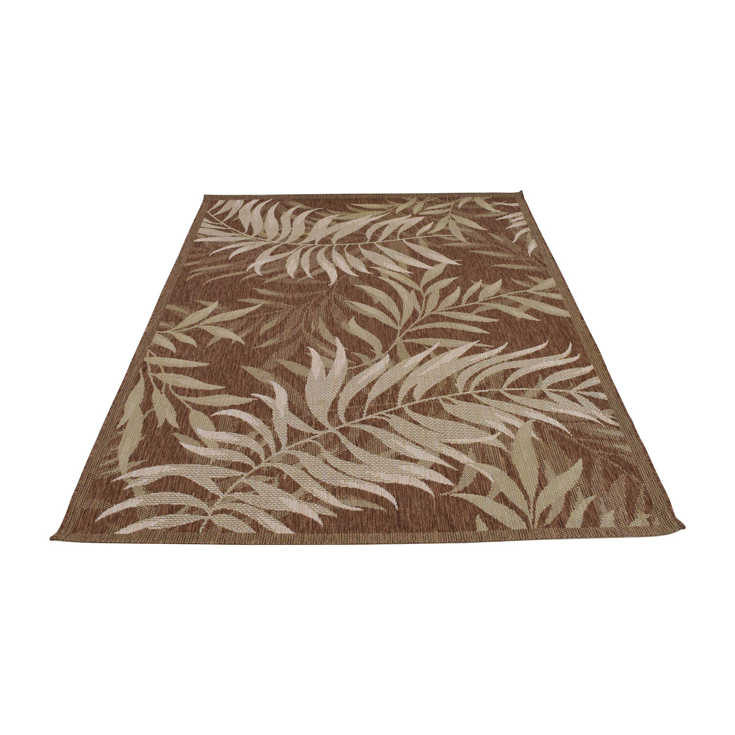 Balta Balta Palm Leaf Havanah Indoor Outdoor Rug Decor