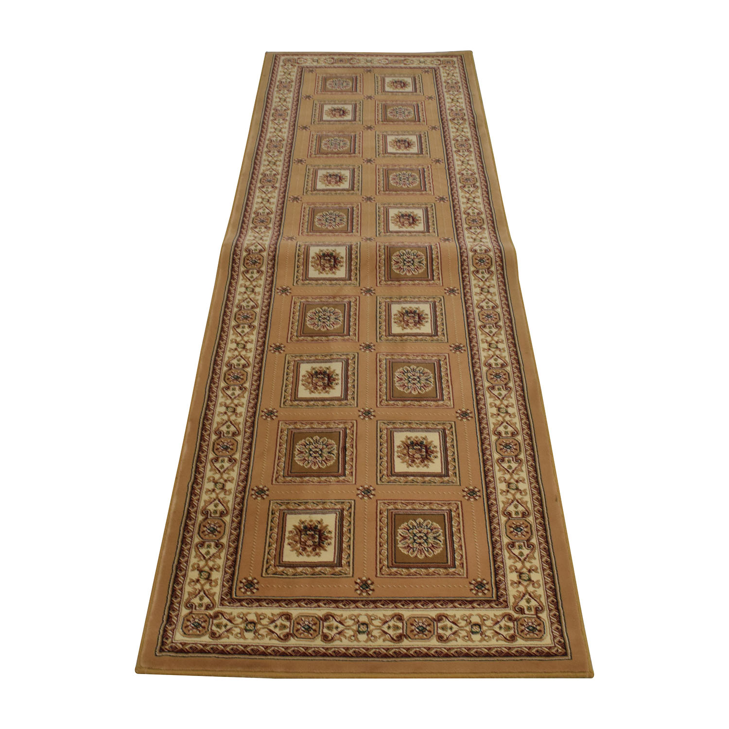 Regency Persian Tan 27 x 76 Rug Runner / Decor
