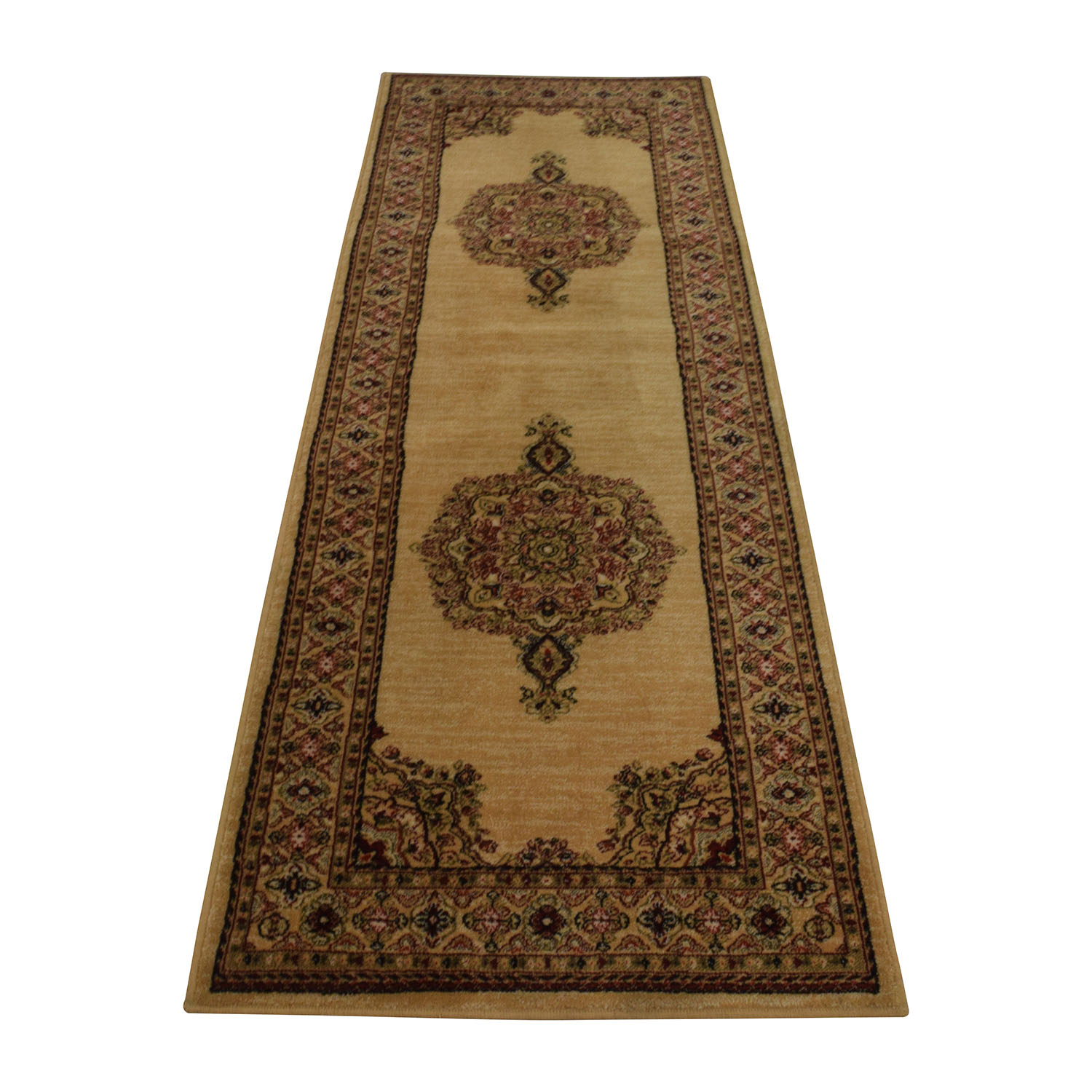 buy Monaco Persian Tan Rug Runner Monaco Rugs