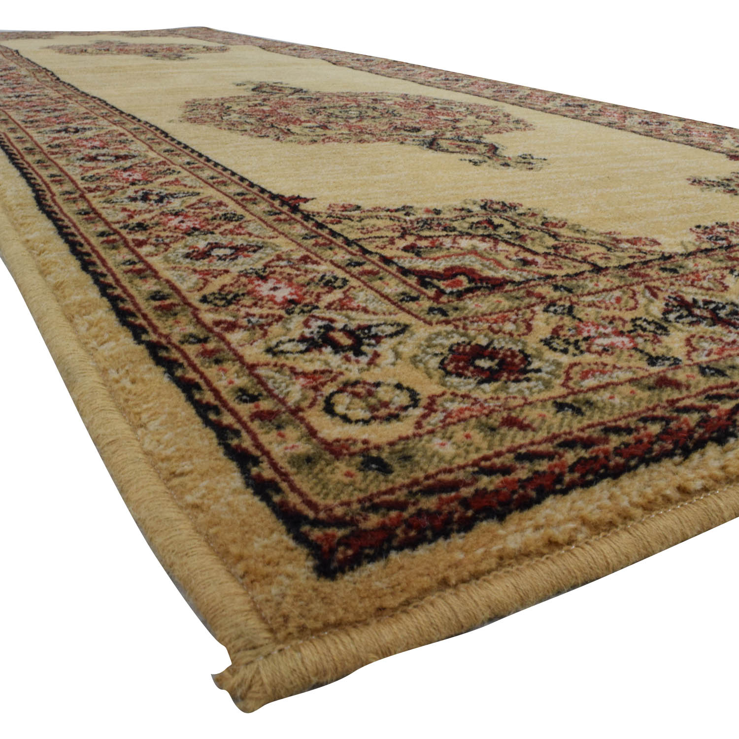 Monaco Monaco Persian Tan Rug Runner second hand