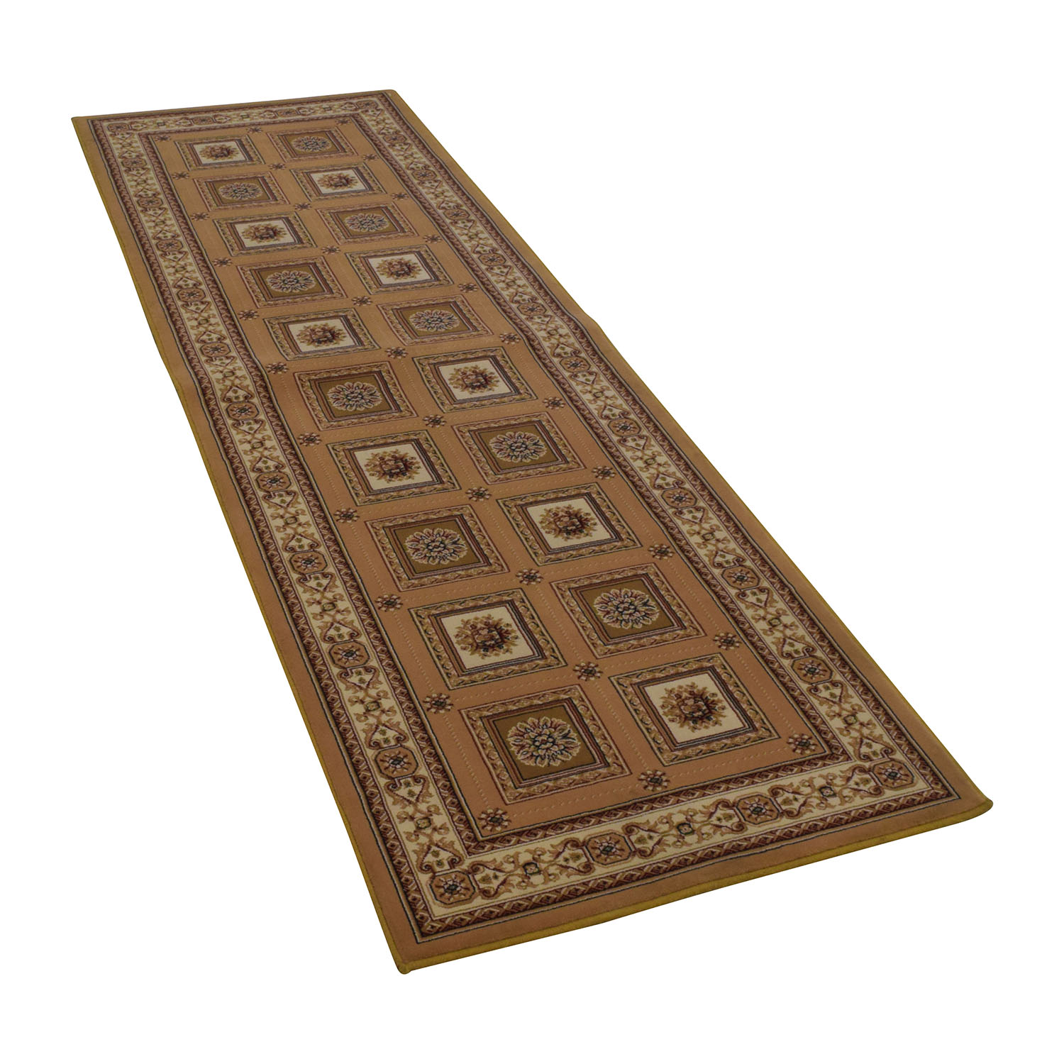 Regency Regency Persian Tan 27 x 76 Rug Runner on sale