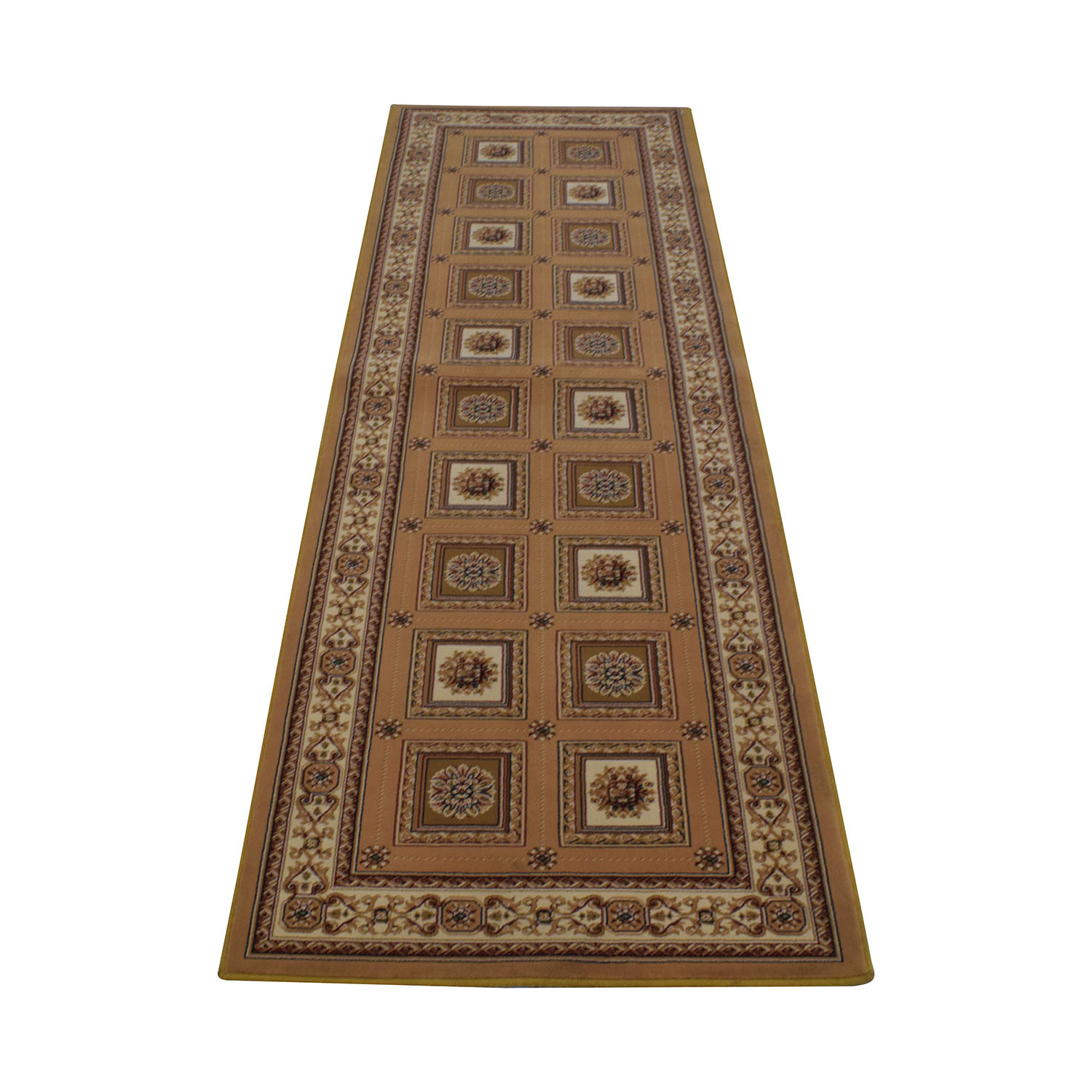 Regency Persian Tan 27 x 76 Rug Runner sale