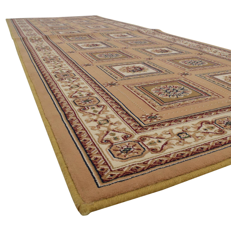 buy Regency Persian Tan 27 x 76 Rug Runner Regency