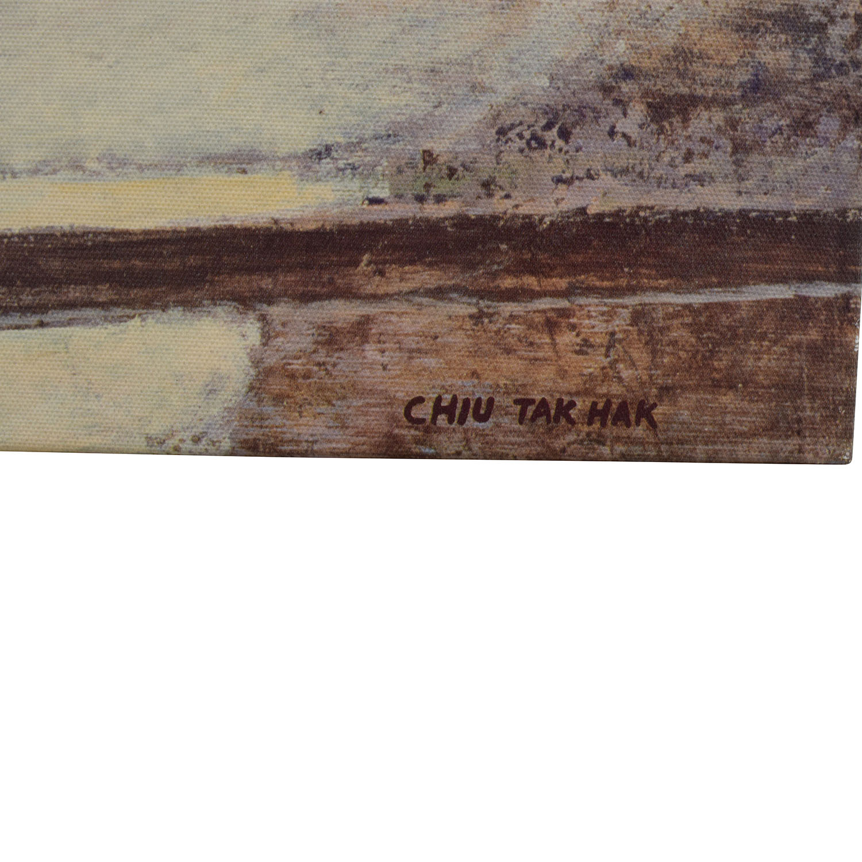 Chiu Tak Hak Chiu Tak Hak Canvas Painting Vins De Bourgogne dimensions