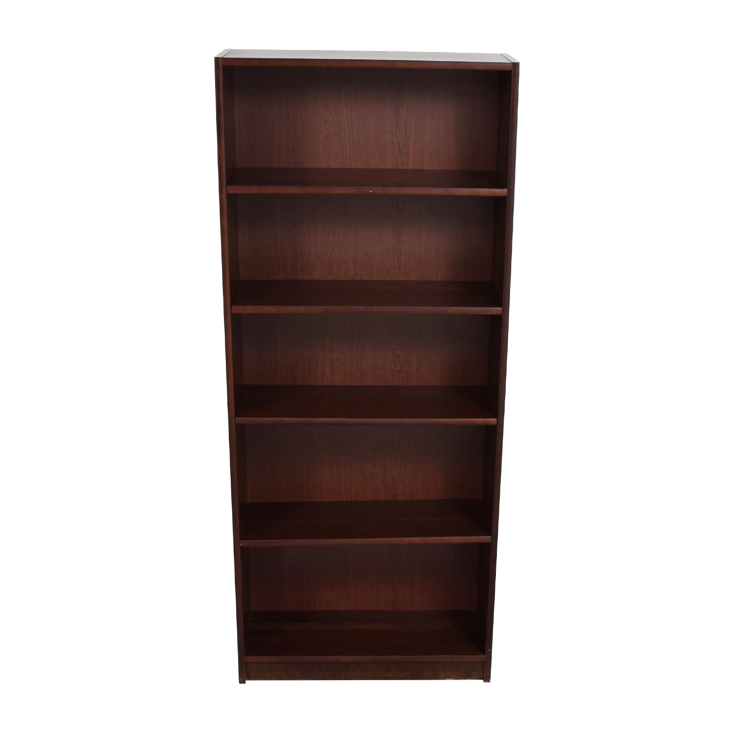 Solid Wood Book Shelf second hand