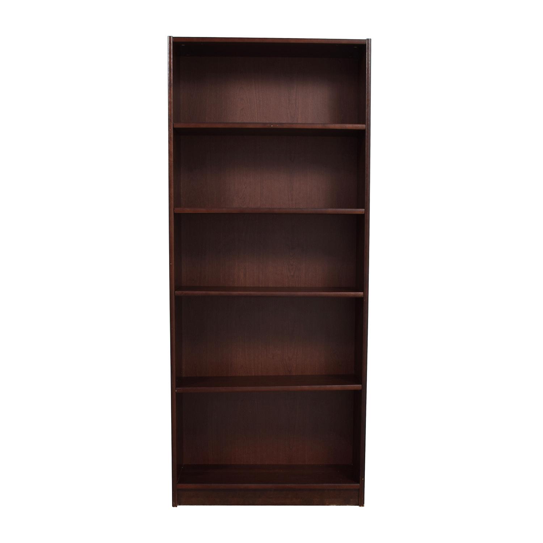 shop Solid Wood Book Shelf Storage