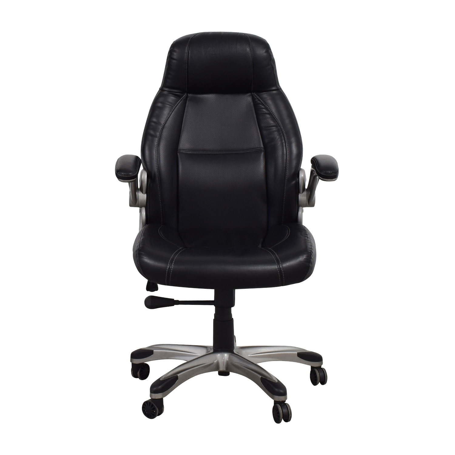 Staples Staples Torrent High-Back Executive Chair in Black discount