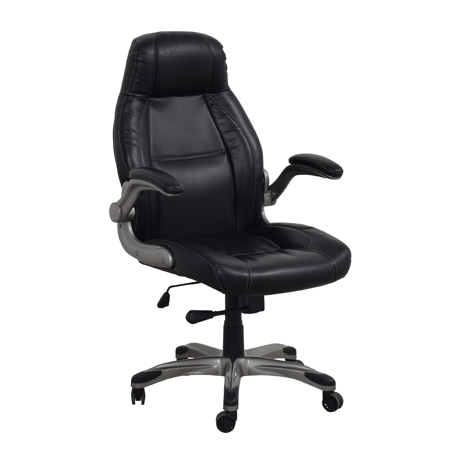 buy Staples Torrent High-Back Executive Chair in Black Staples