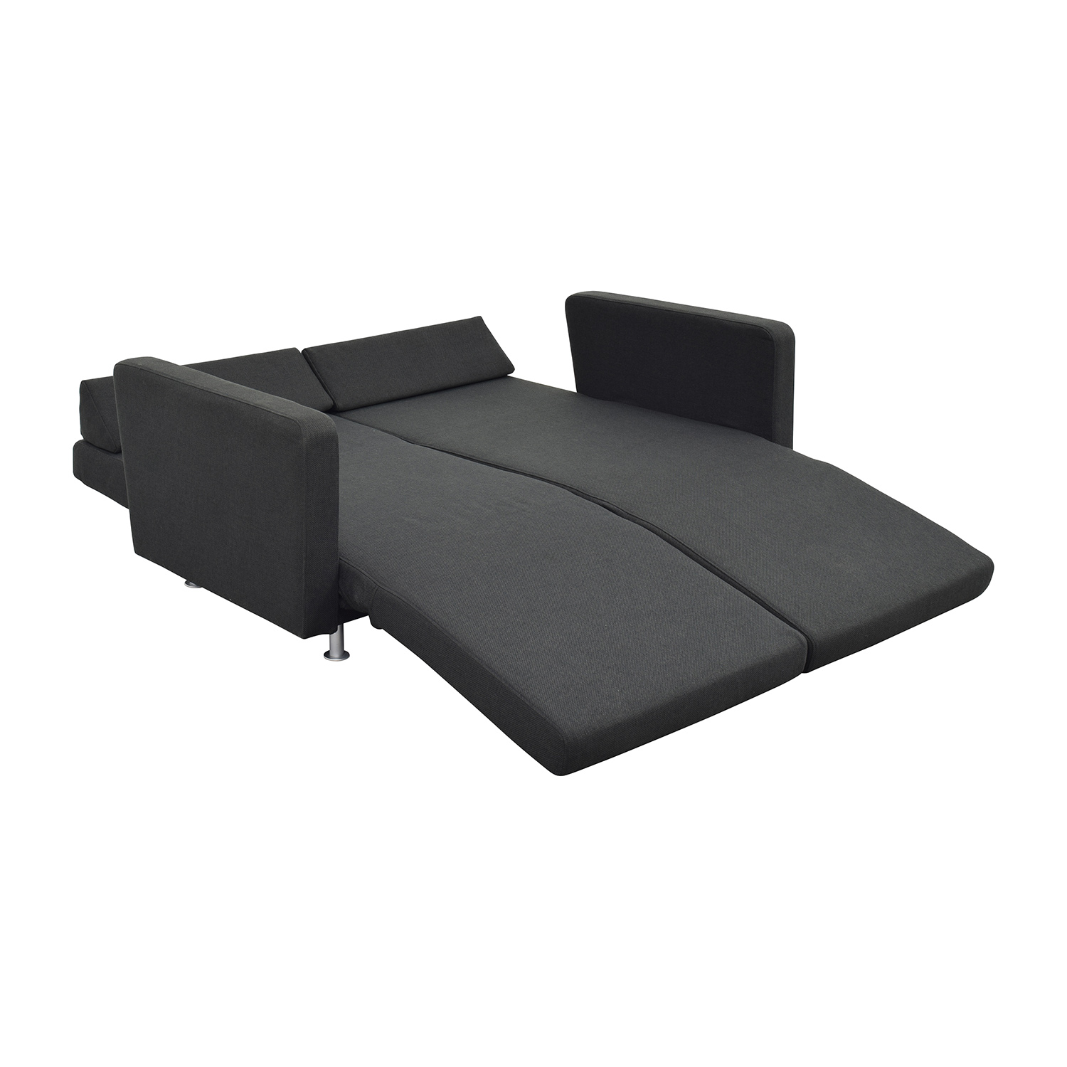 67% OFF BoConcept BoConcept Melo Black Sofa Bed Sofas