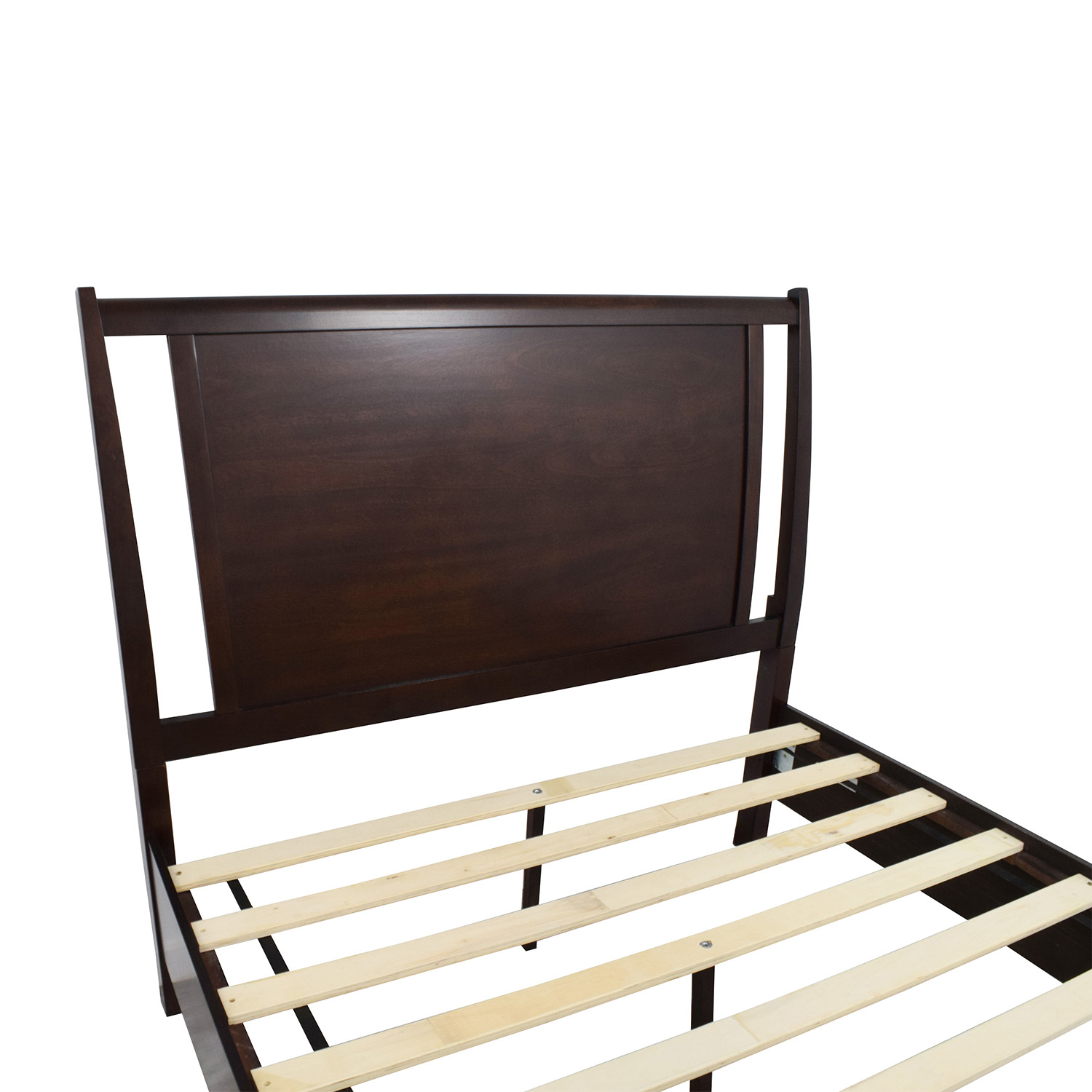 buy Bobs Furniture Wooden Queen Size Storage Bed Bobs Furniture Bed Frames