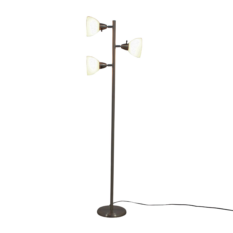 Boston Harbor Boston Harbor Three-Light Floor Lamp used