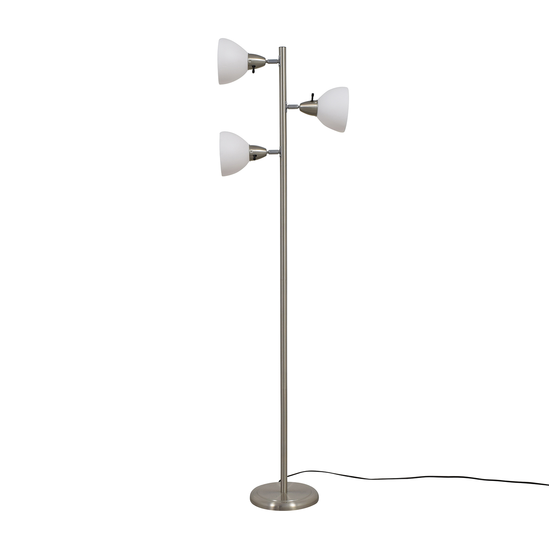 Boston Harbor Boston Harbor Three-Light Floor Lamp price