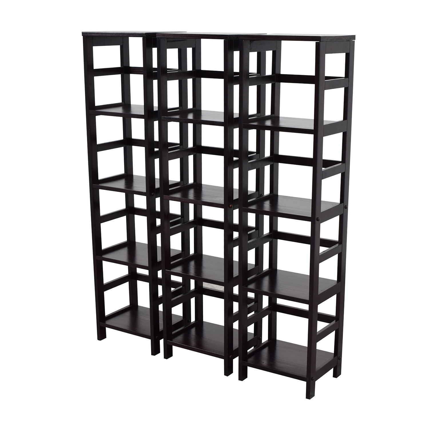 buy Winsome Woods Winsome Woods Four-shelf Bookcase online