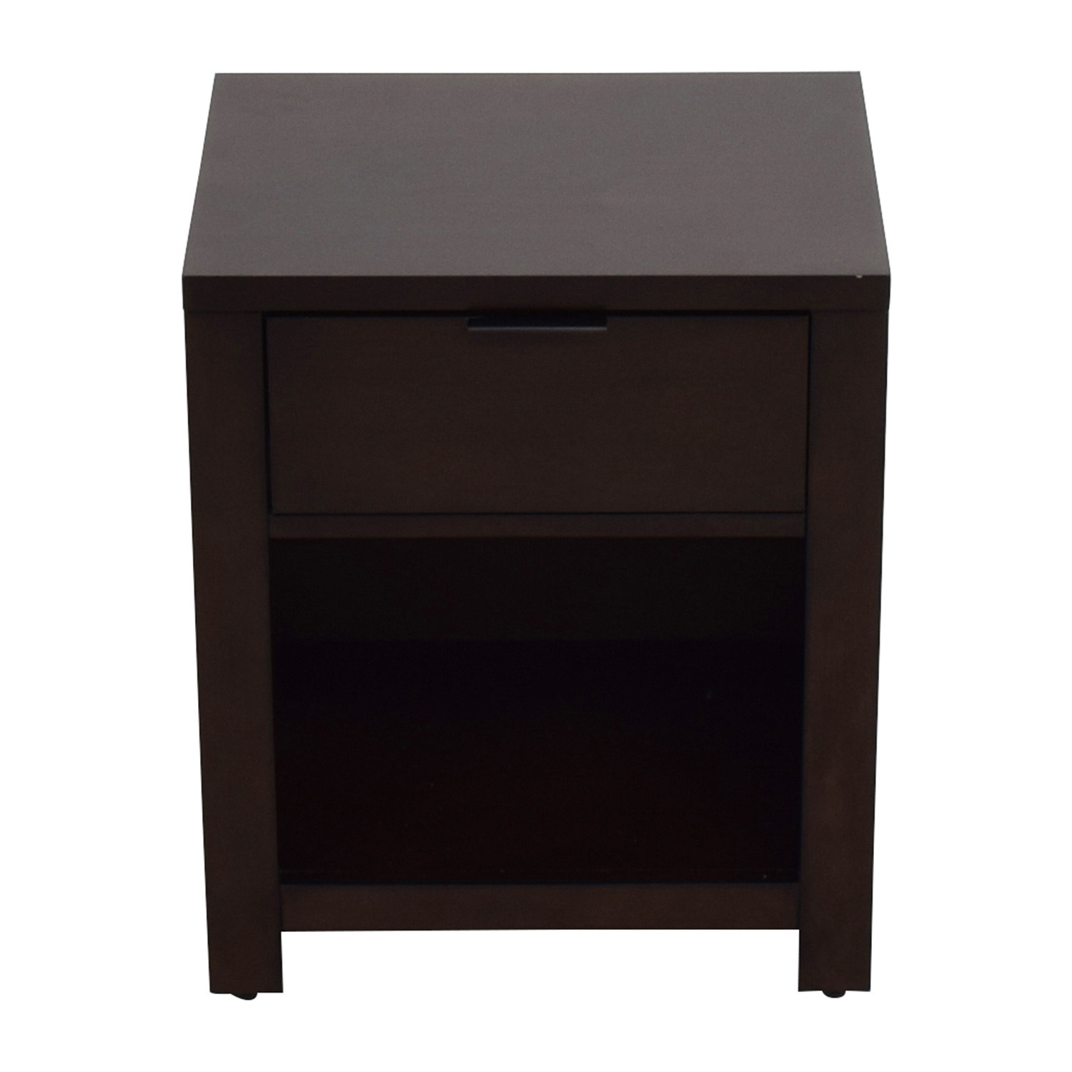 buy Macys Macys Tribeca Nightstand in Mocha online