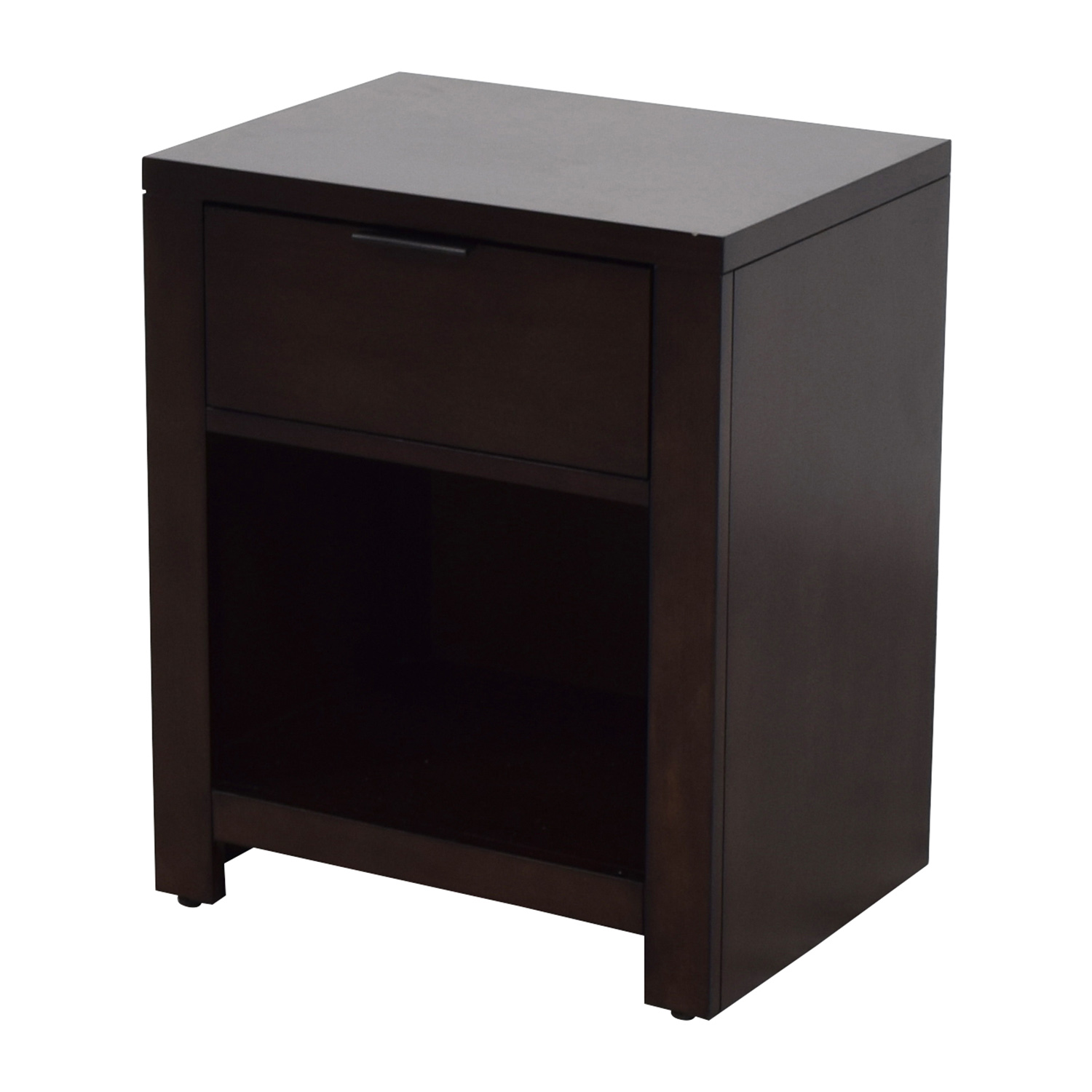 buy Macys Tribeca Nightstand in Mocha Macys Tables