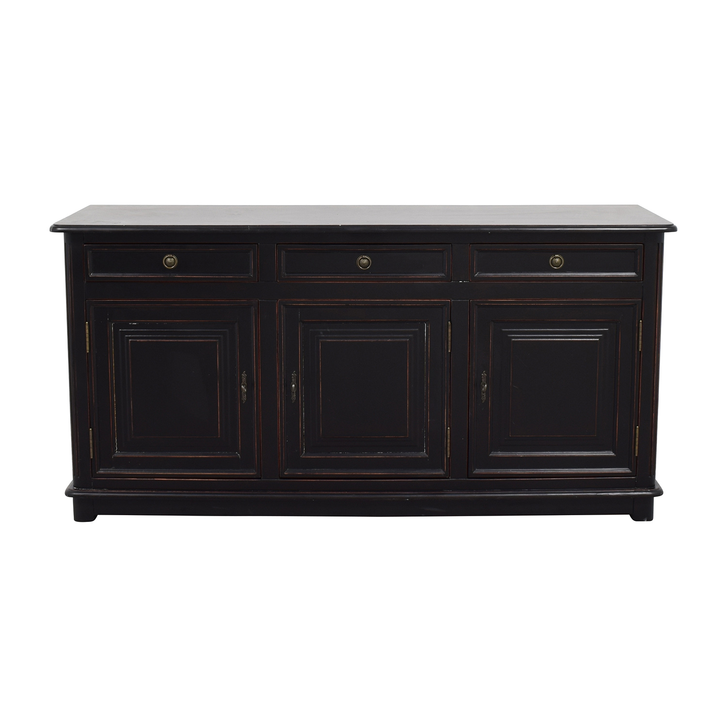Ballard Designs Ballard Designs Dehavilland 3-Drawer Console or Sidetable dimensions
