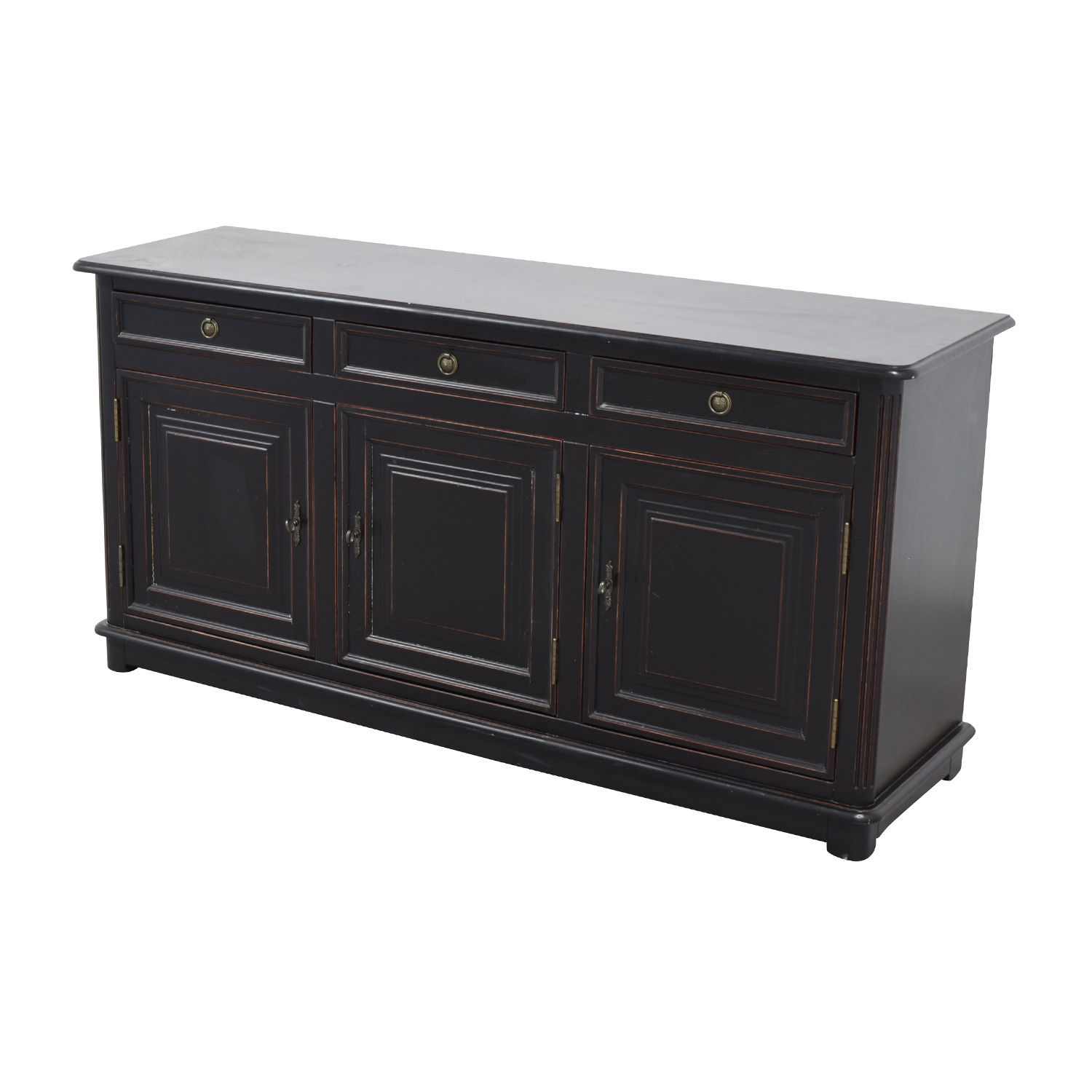 Ballard Designs Ballard Designs Dehavilland 3-Drawer Console or Sidetable on sale