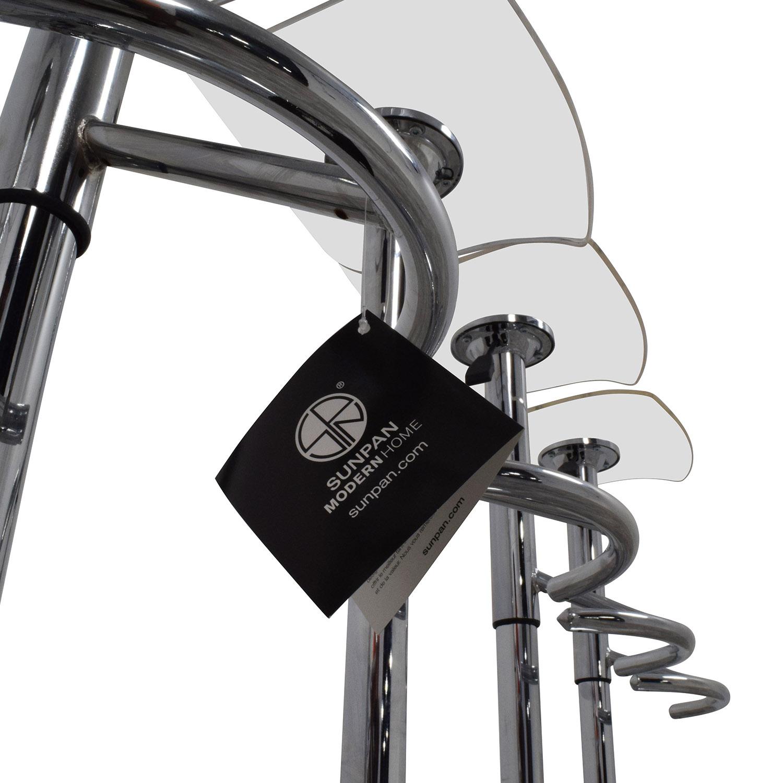 InMod InMod California Ghost Adjustable Stools coupon