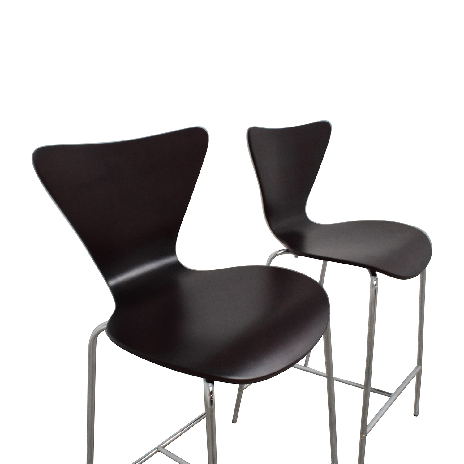 InMod InMod Tendy-C Counter Chair Wenge used