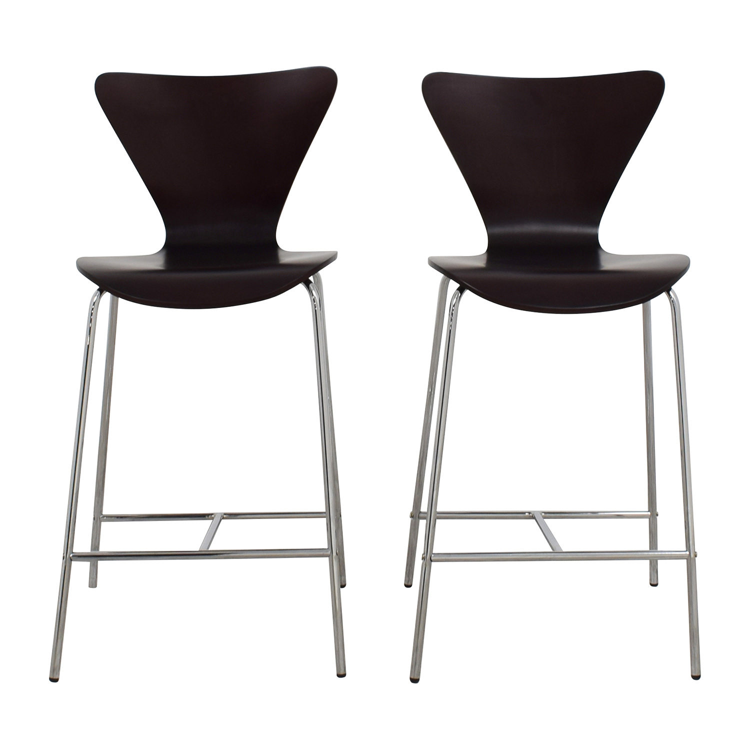 InMod Tendy-C Counter Chair Wenge InMod