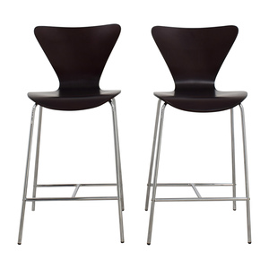 InMod Tendy-C Counter Chair Wenge sale