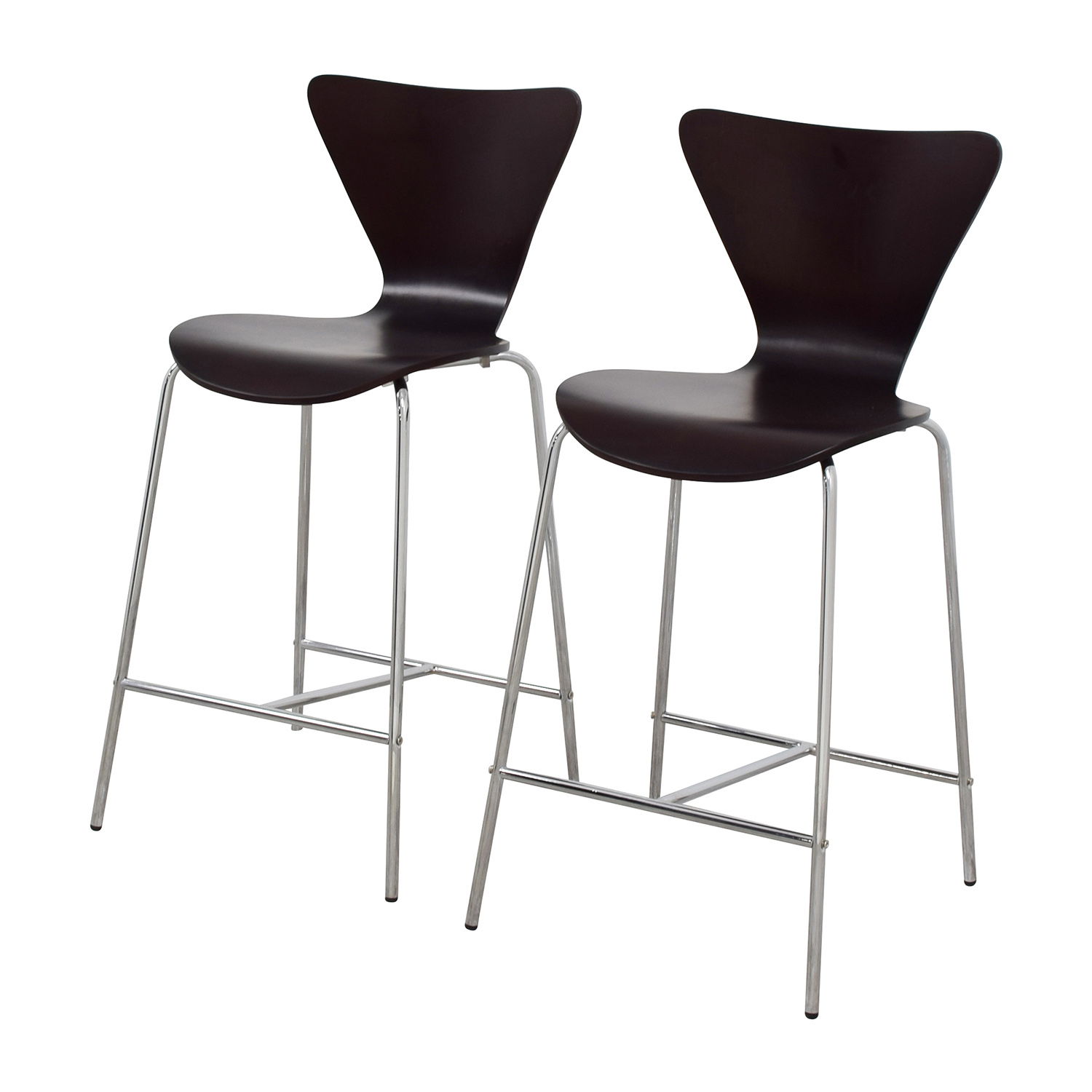 ... InMod InMod Tendy C Counter Chair Wenge For Sale ...