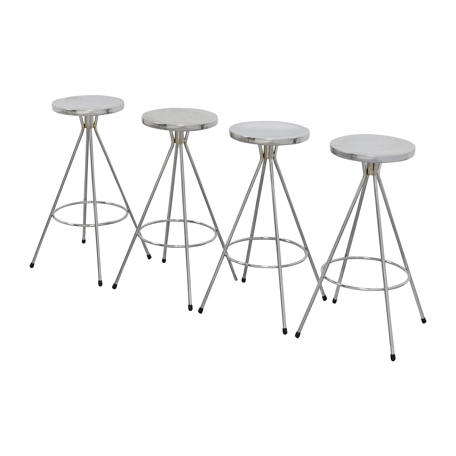52 off inmod inmod caroline cs swivel counter stools for In mod furniture