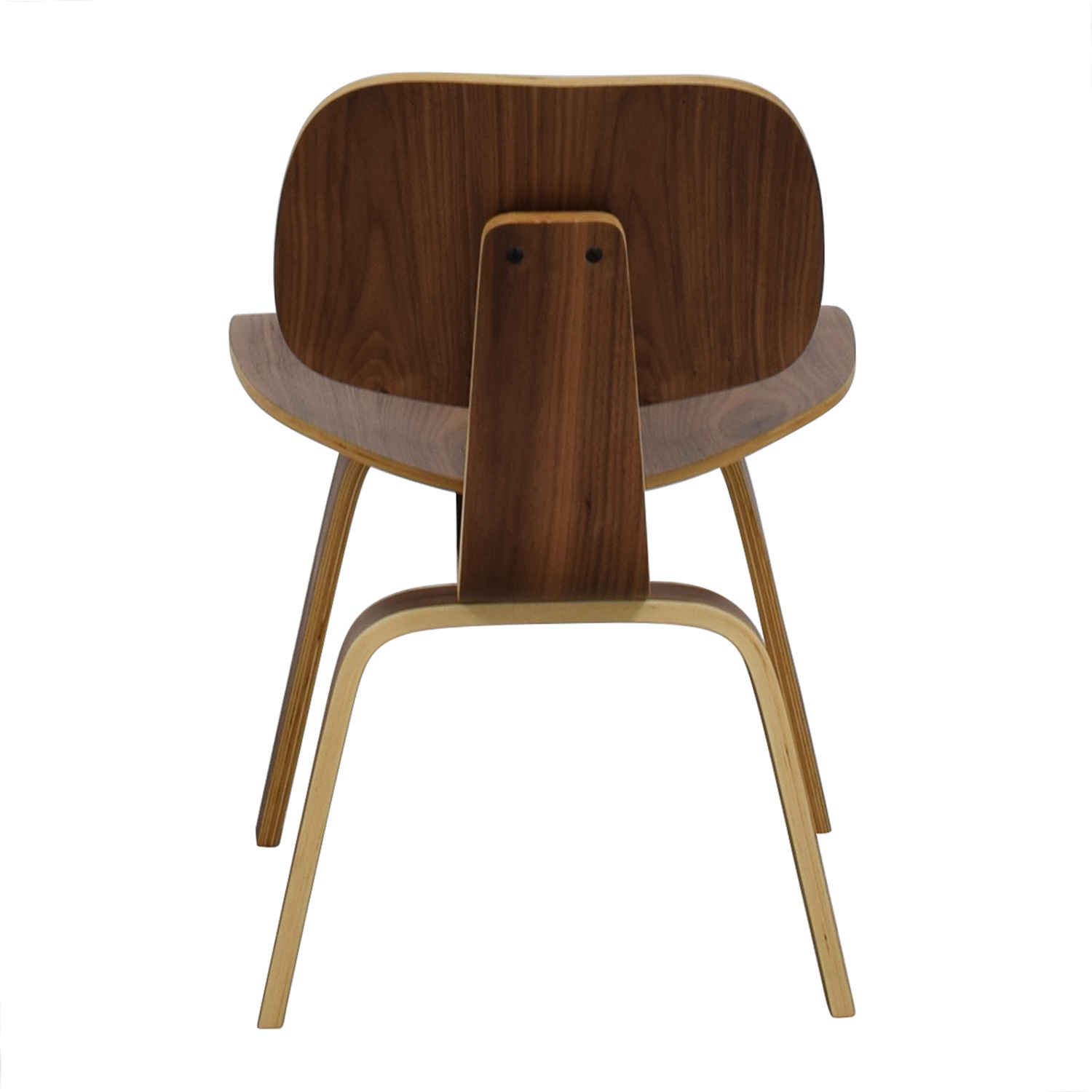 74 off inmod inmod plywood dining chair with wood legs for In mod furniture