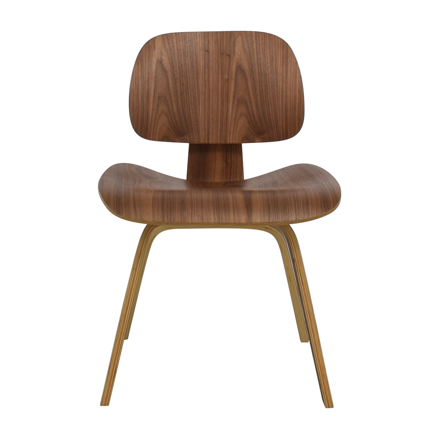 Genial Buy InMod InMod Plywood Dining Chair With Wood Legs Online ...
