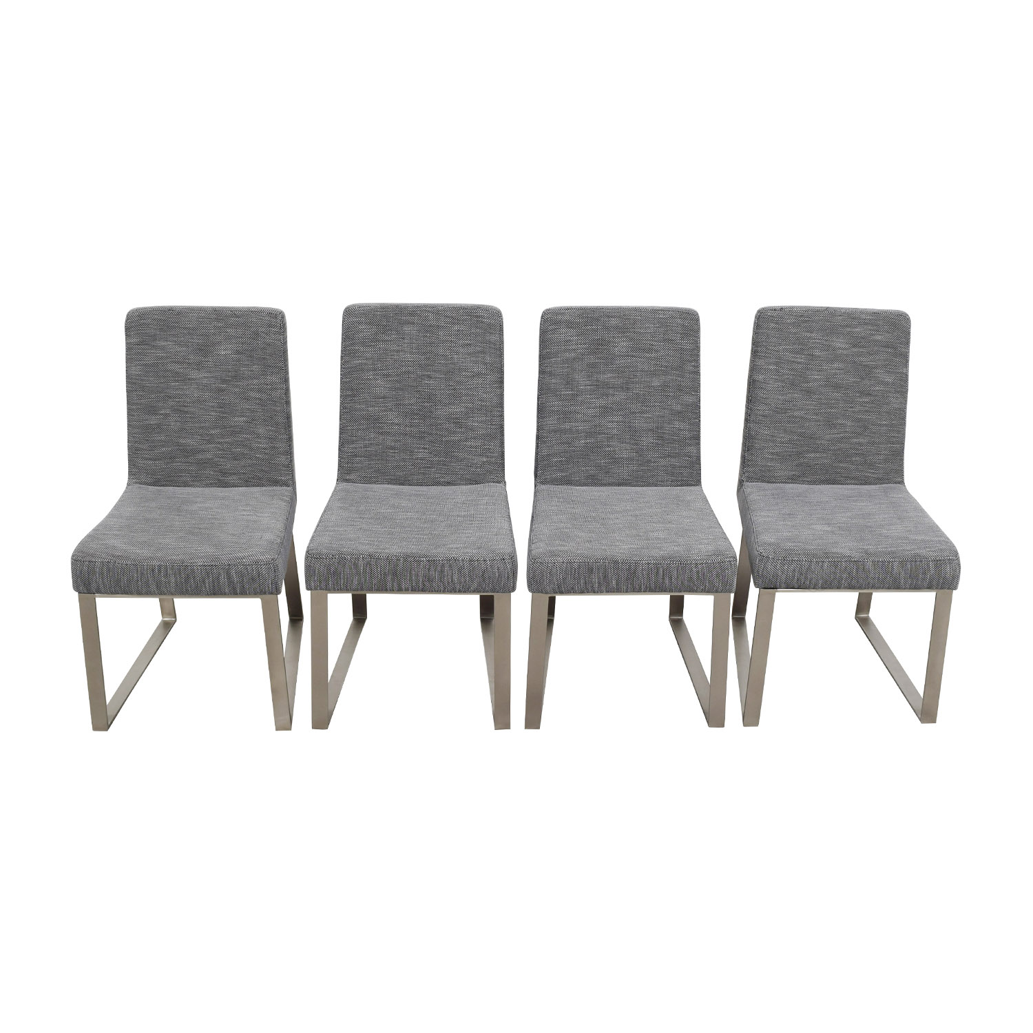 InMod Vivo Grey Chairs / Chairs