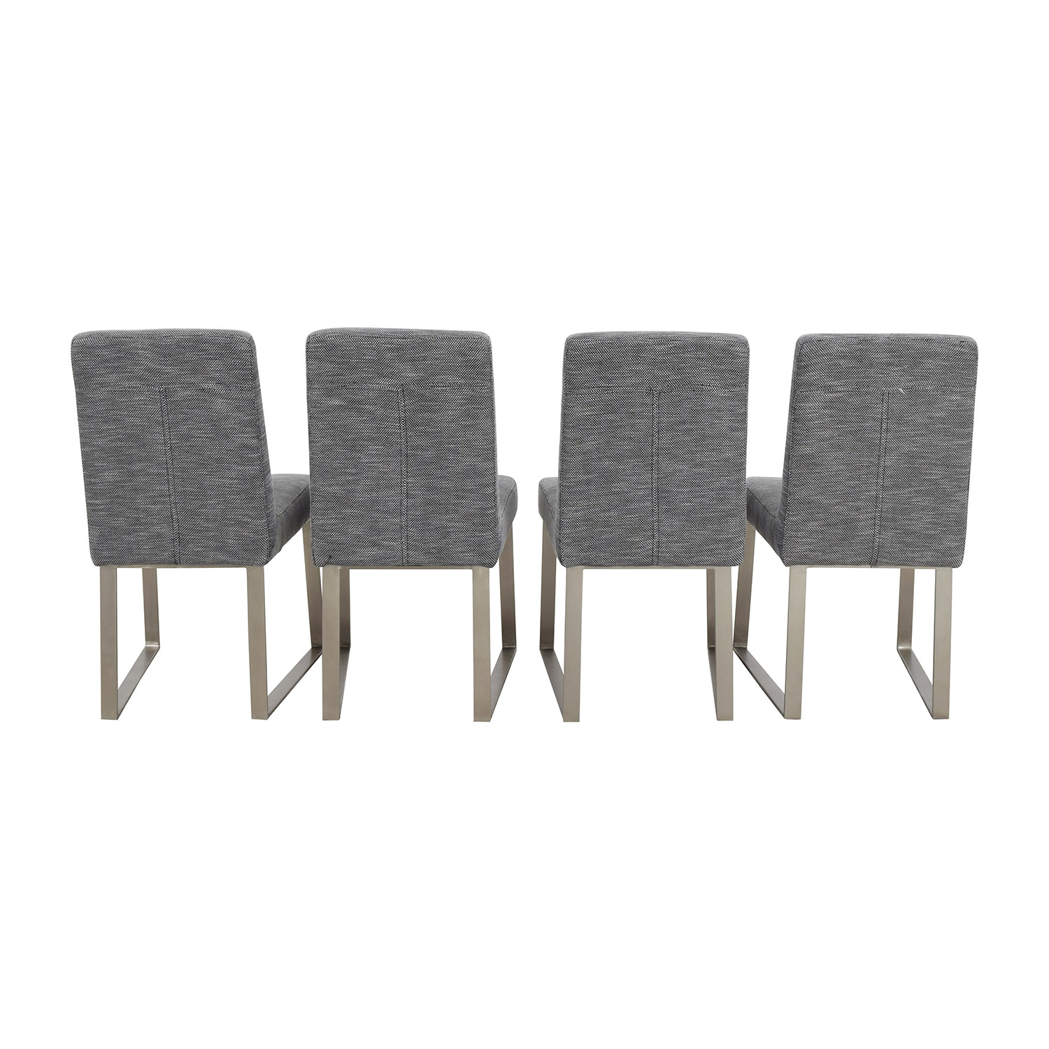 InMod InMod Vivo Grey Chairs on sale