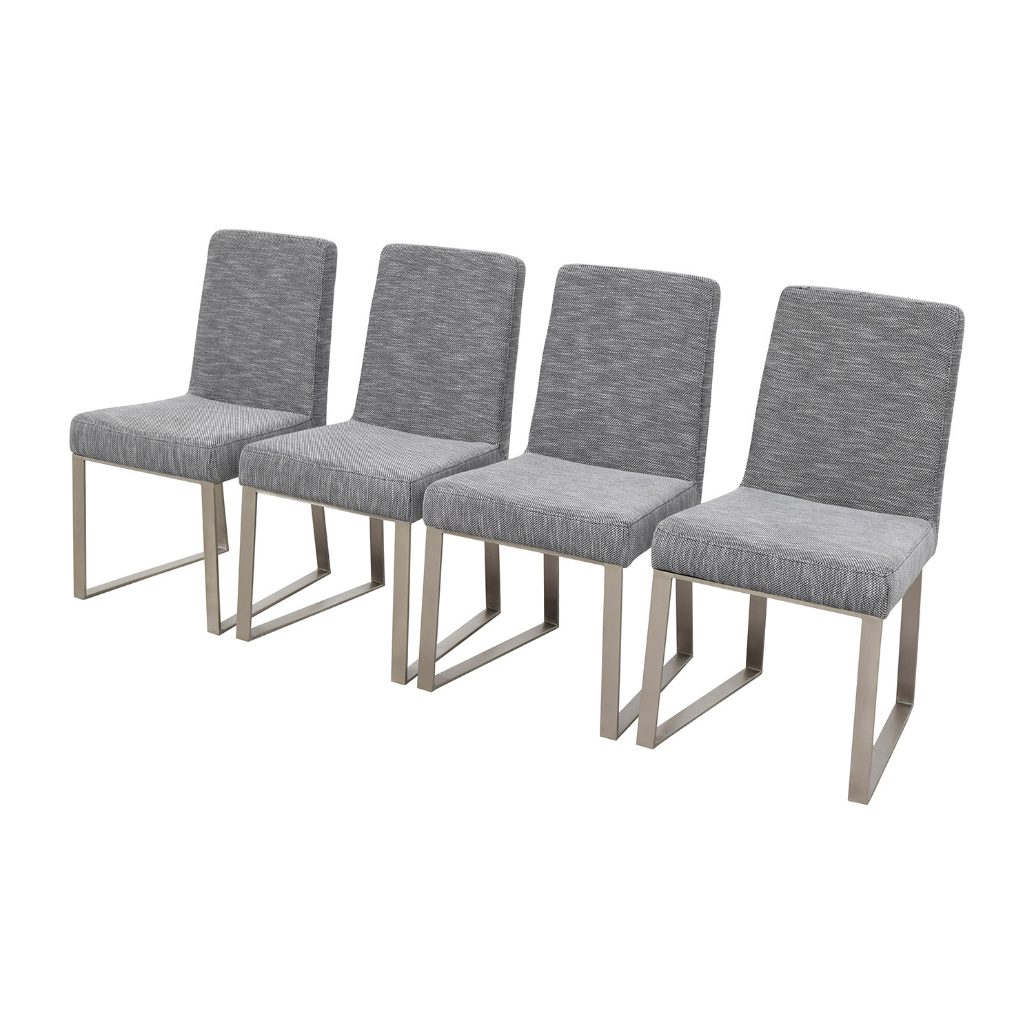 InMod InMod Vivo Grey Chairs coupon