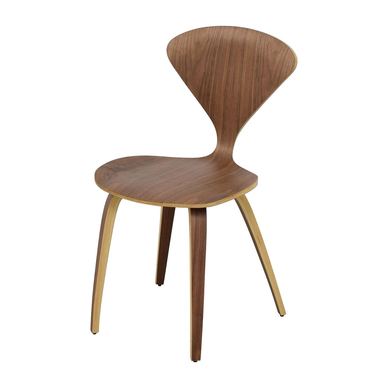 InMod InMod Norman Bentwood Chair nj