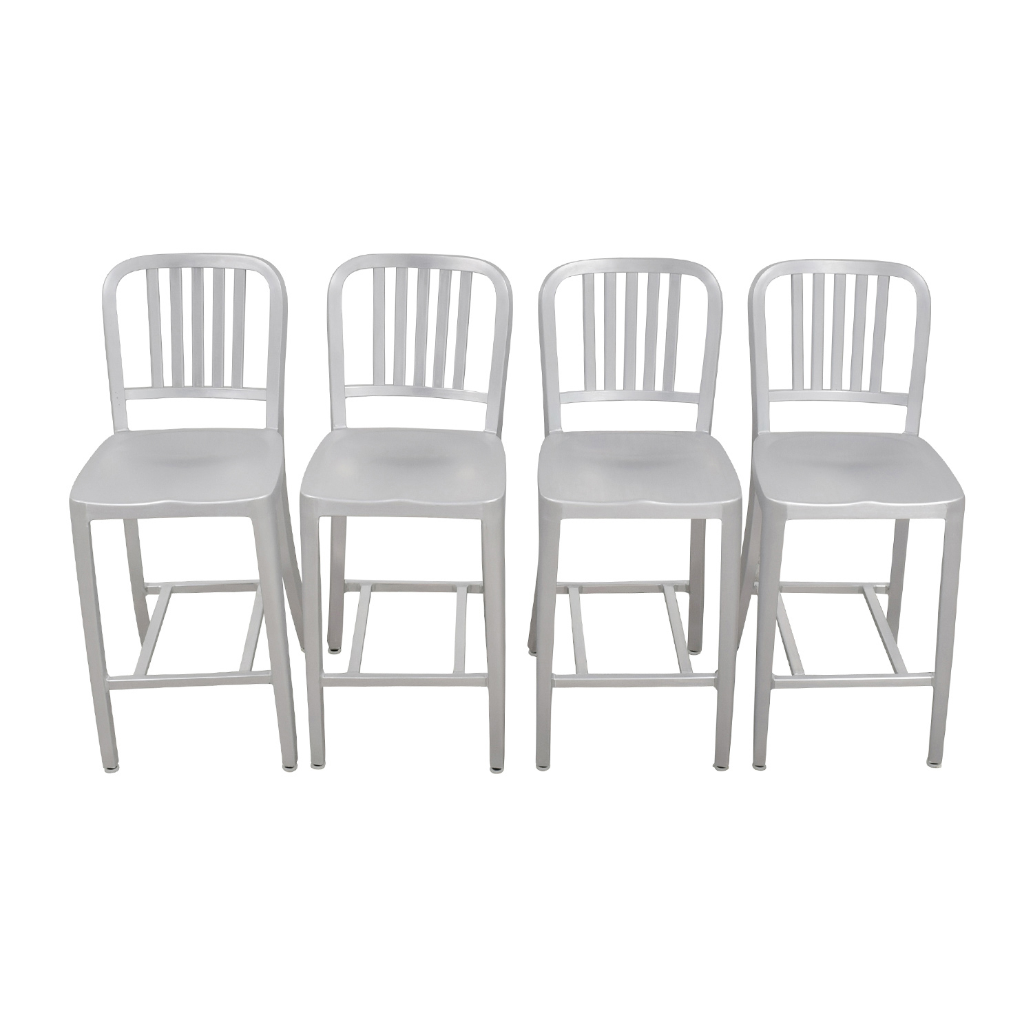 buy InMod Aluminum Counter Stools InMod