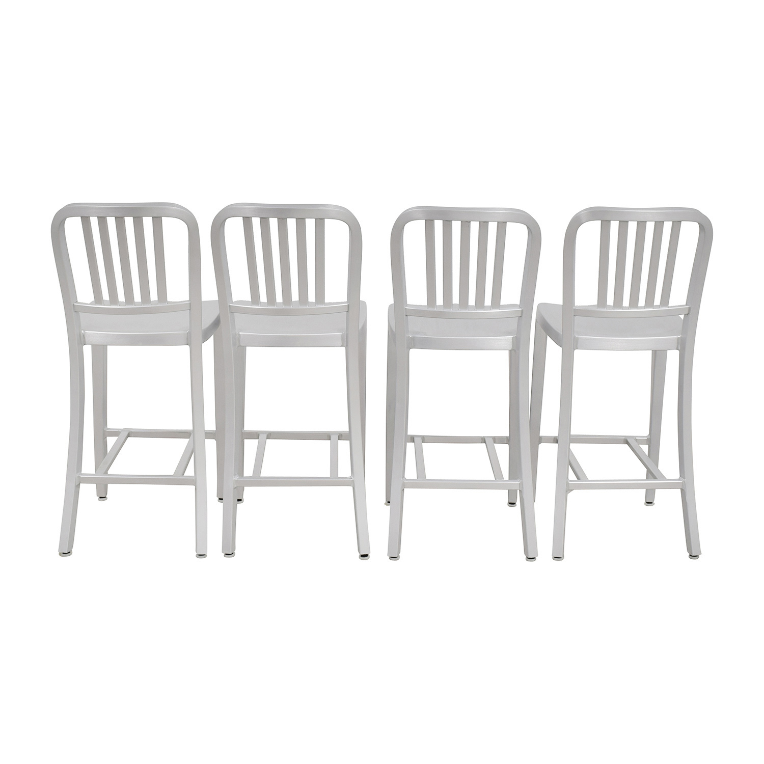 buy InMod Aluminum Counter Stools InMod Chairs