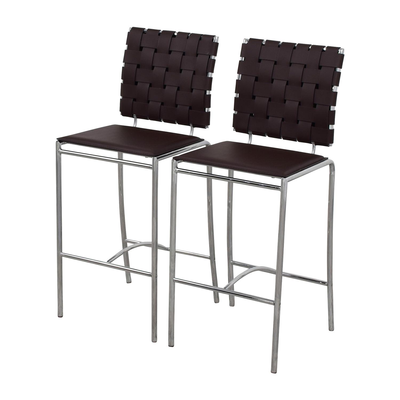 shop InMod Carina-C Counter Chair InMod Stools