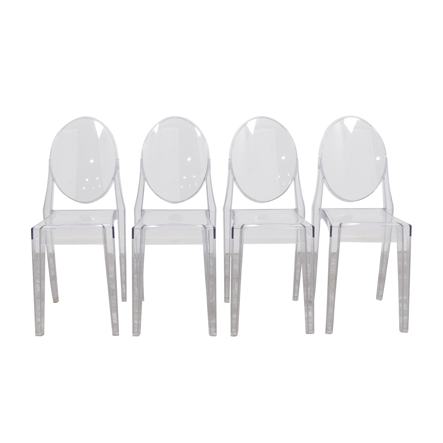 InMod InMod Phantom Stackable Side Chairs Discount ...