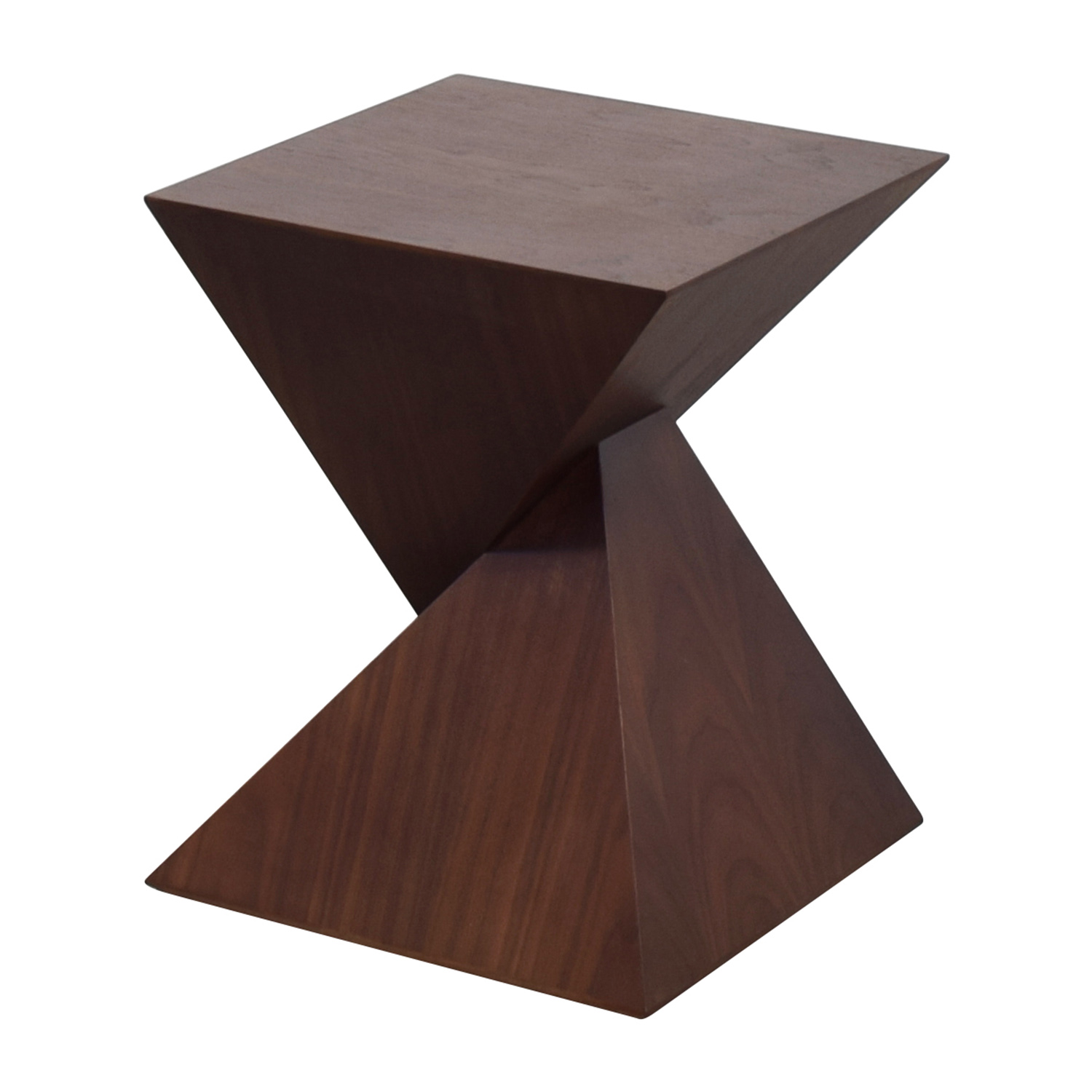 54 off inmod inmod pyramid side table tables for In mod furniture