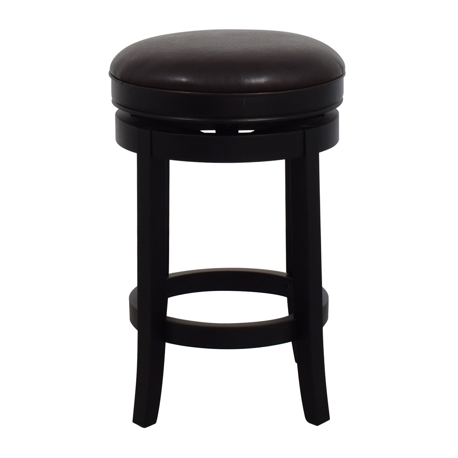 InMod InMod Cedric Round Backless Bar Stool Stools