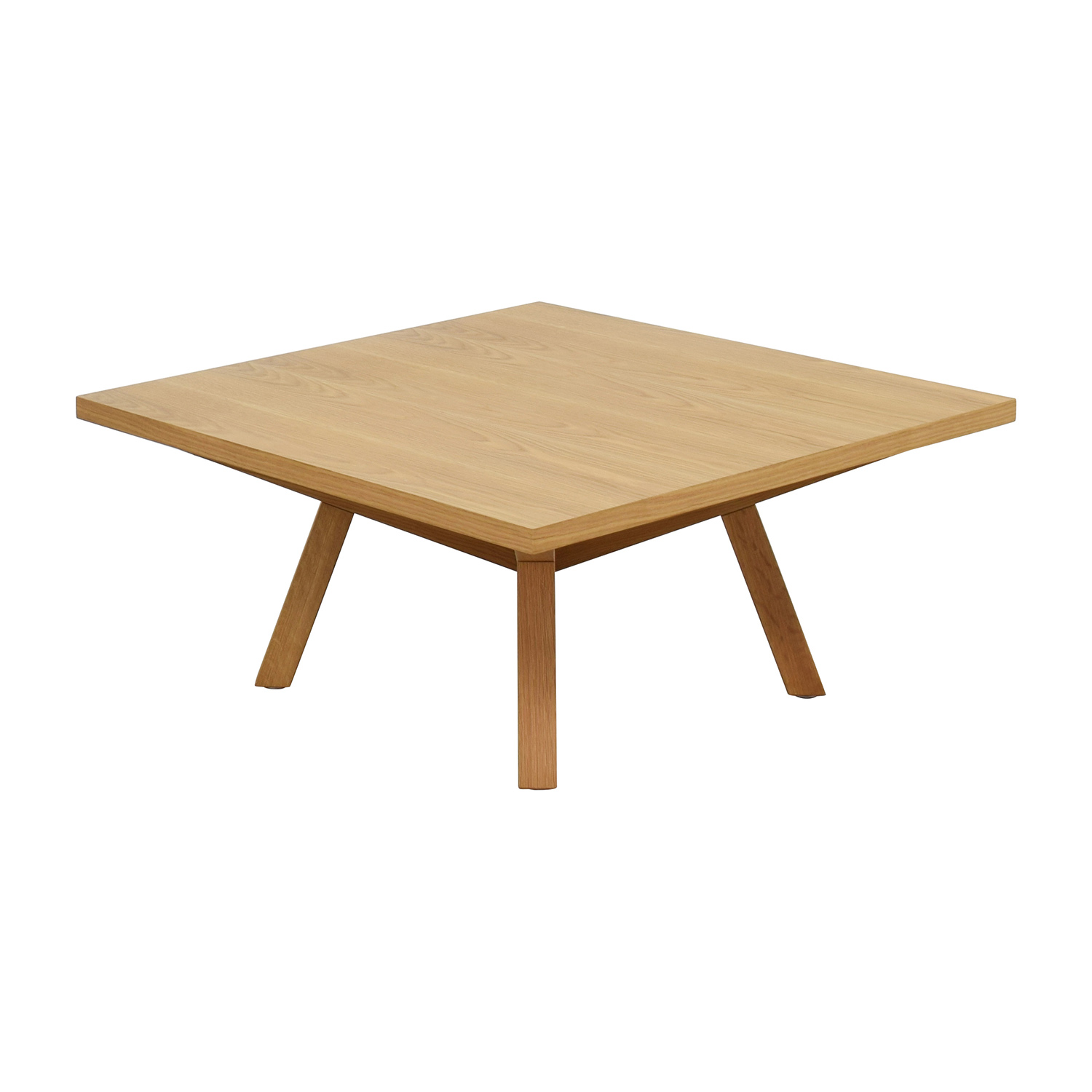 79 off inmod inmod sean dix forte square dining table for In mod furniture