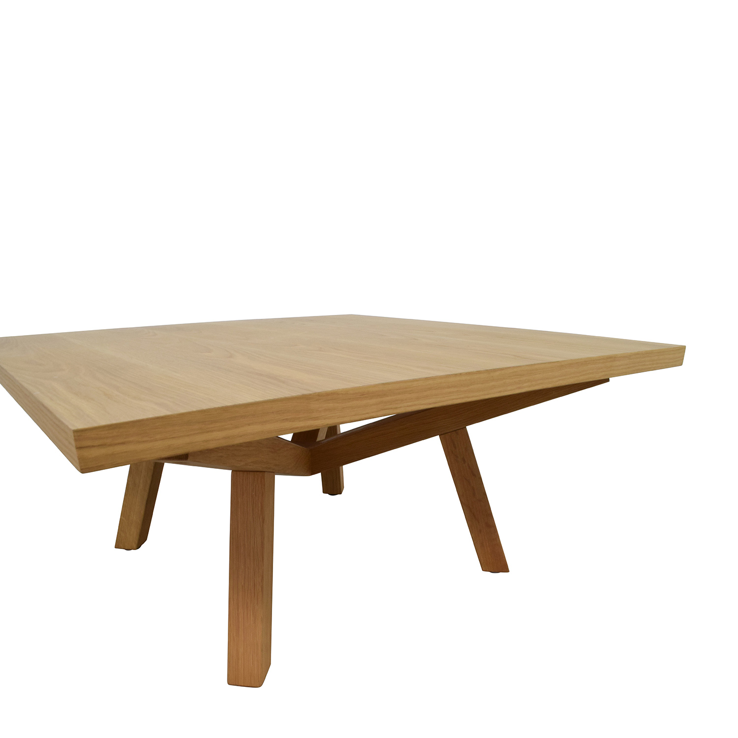 InMod InMod Sean Dix Forte Square Dining Table dimensions