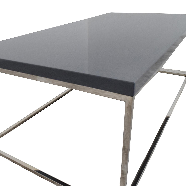 shop InMod Teresa Rectangular Coffee Table InMod