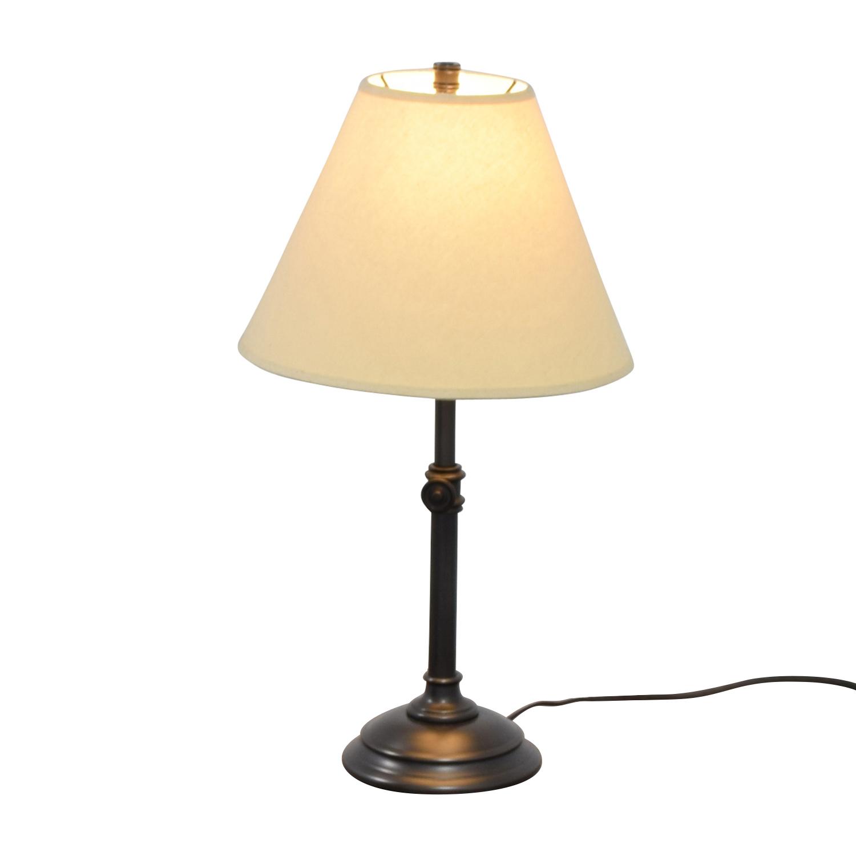 51 off pottery barn pottery barn desk lamp decor. Black Bedroom Furniture Sets. Home Design Ideas