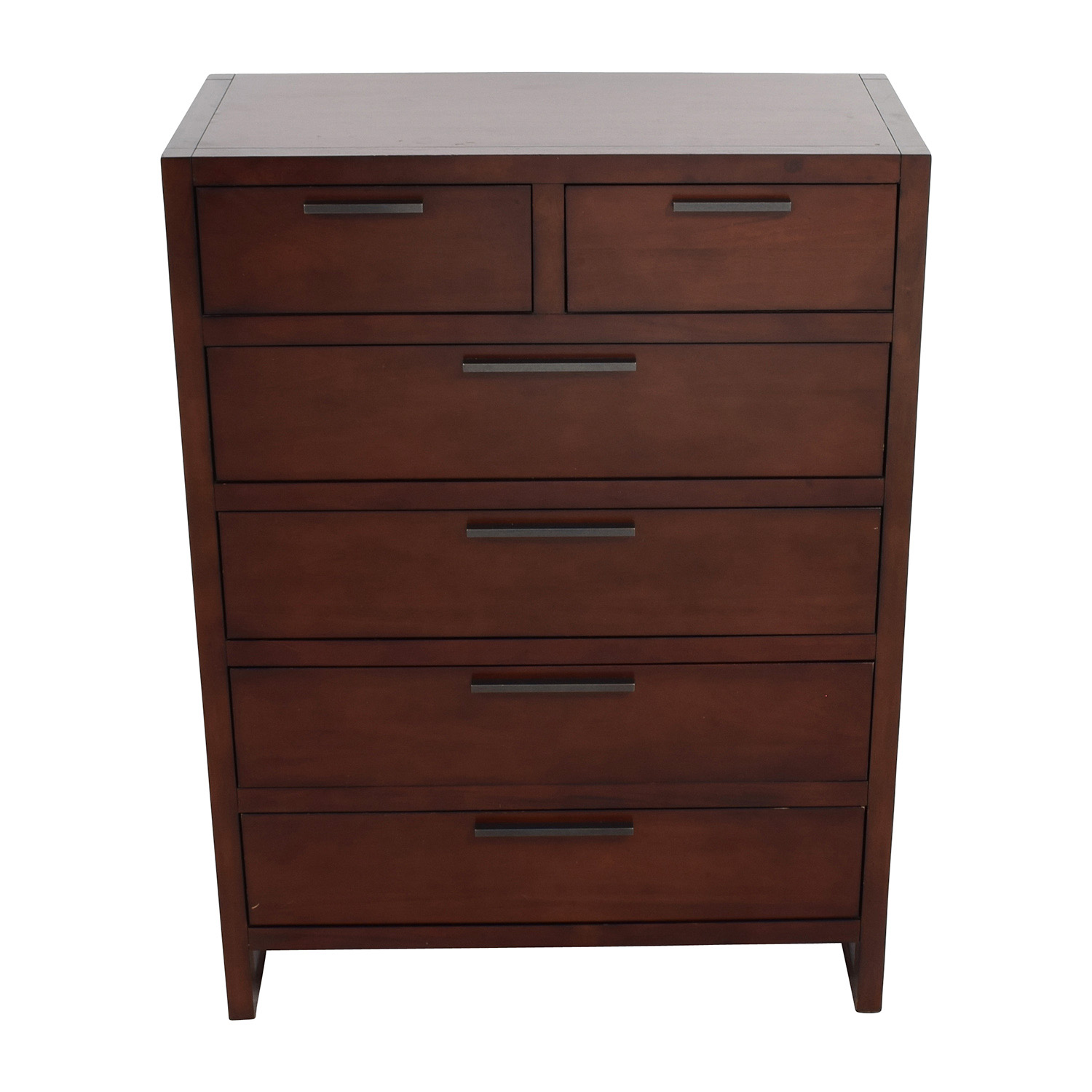 Macys Macys Battery Park Six- Drawer Chest nyc