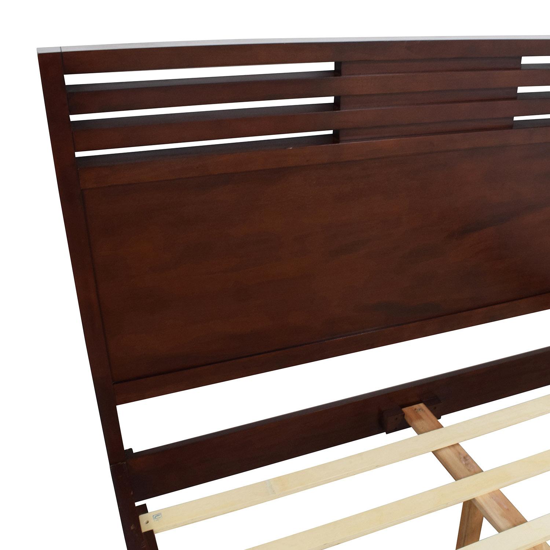 Macys Macys Battery Park Queen Bed Frame price