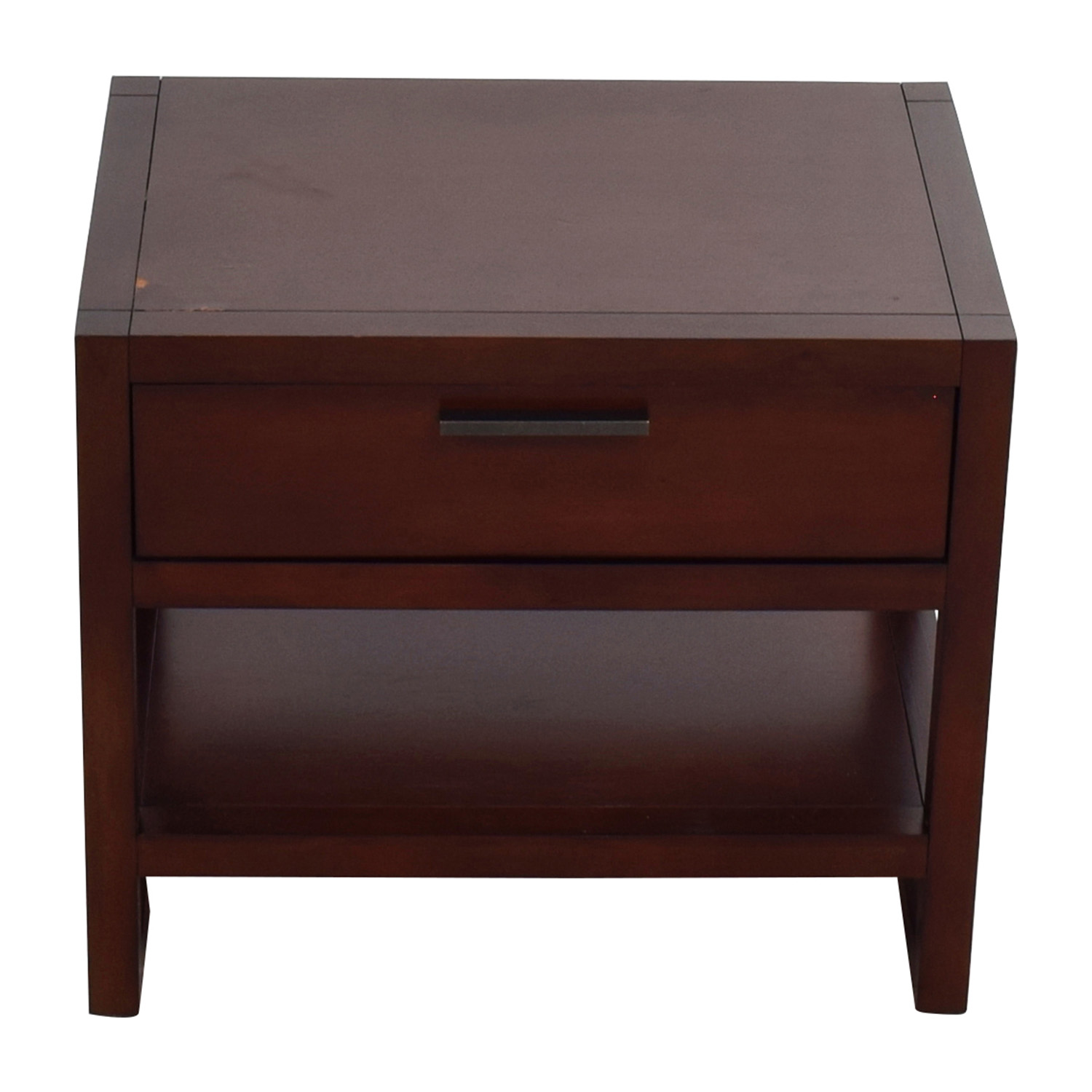 Macys Macys Battery Park Night Stand second hand